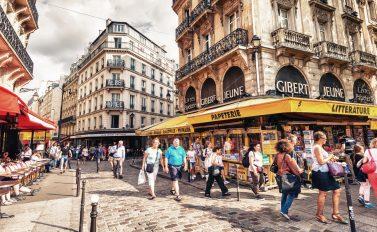 citytrip parijs quartaire latin bezienswaardigheden
