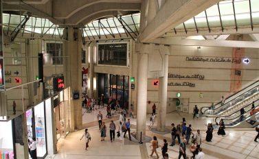 citytrip parijs les halles bezienswaardigheden