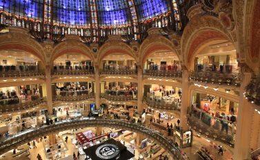 Citytrip parijs Galerie Lafayette bezienswaardigheden