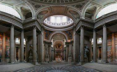 citytrip parijs Panteon bezienswaardigheden