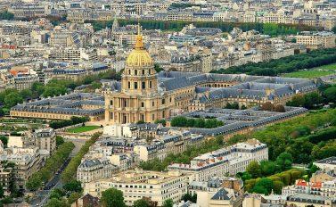 citytrip parijs Hôtel des Invalides bezienswaardigheden
