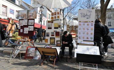 citytrip parijs montmartre bezienswaardigheden
