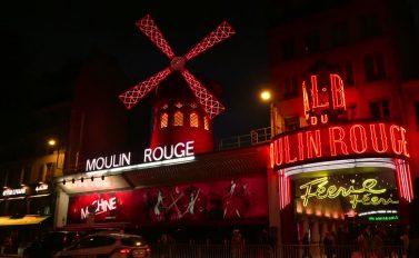citytrip parijs bezienswaardigheden moulin rouge