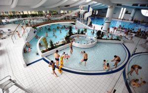 Centre aquatique de Neuilly-sur-Seine parijs