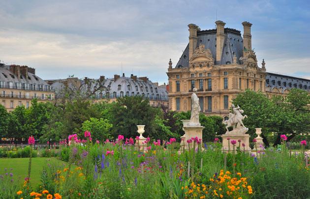 Jardin de tuileries parijs citytrip parijs for Jardin tuileries